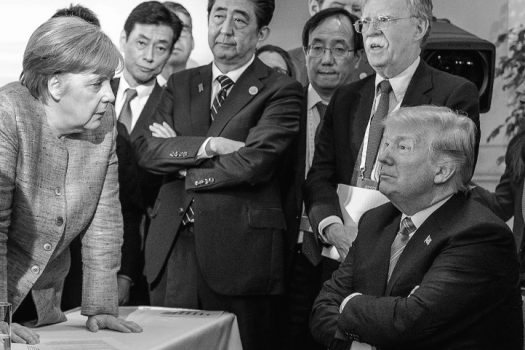 The Separation of Trump and the G7