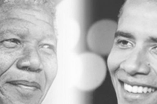 Obama & Mandela Don't See the Culture of Separation