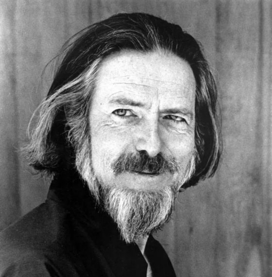 Alan Watts on the Culture of Separation