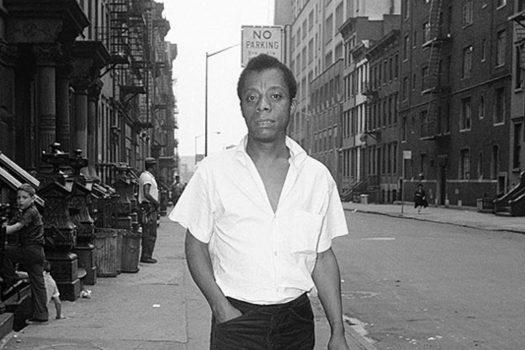 Race & the Closeness of James Baldwin