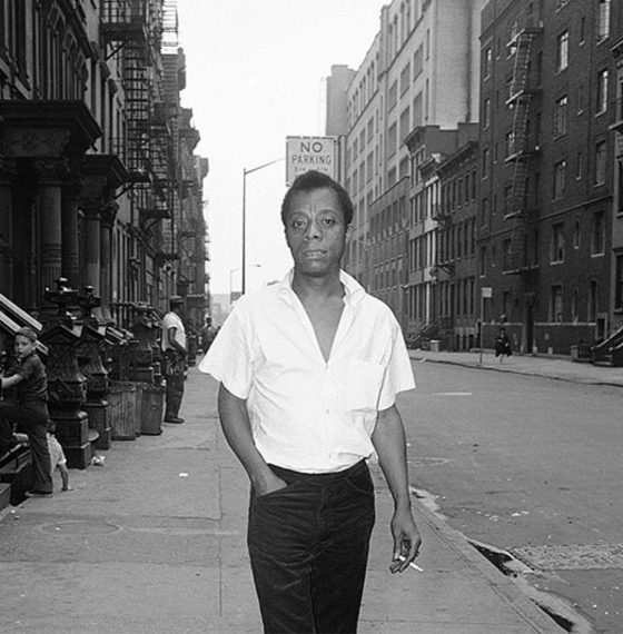 Race & the Closeness of James Baldwin