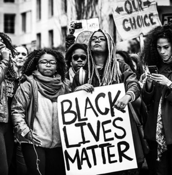 #BLM, The World is Inside of You